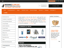 Tablet Preview of ironing-supplies.co.uk